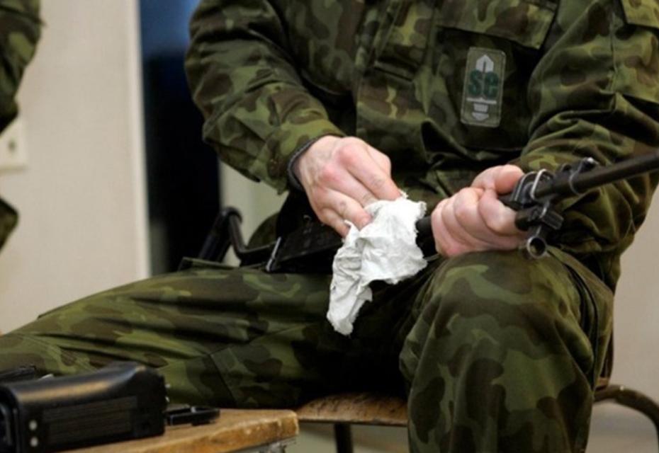 В Воронеже солдат расстрелял трех человек