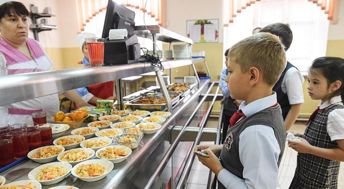 Прокуратора проверит столовую школы №7, в которой отравились ученики
